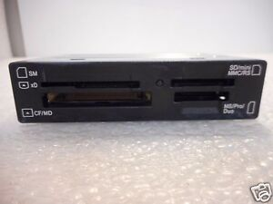 NEW  Dell Media & Flash Card Reader *NO Cable* DP/n  W812M
