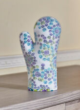 Thick Silicone Oven Mitt Perfect Heat / Burn Protection