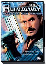 Runaway - Spinnen des Todes - DVD - Tom Selleck