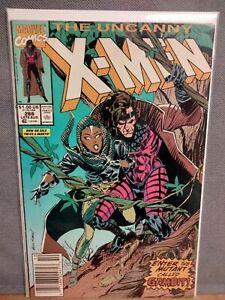 The Uncanny X-Men #266 1st appearance of Gambit