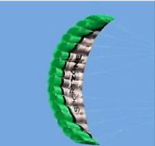 Huge 2.5m Outdoor Toy Dual Line Parafoil Parachute Stunt Sport Beach Kite 2color