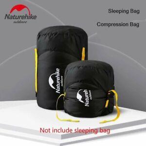 Compression Stuff Sack Storage Pack Outdoor Sleeping Bag Ultralight Carry Bag