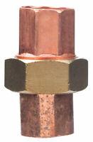 Elkhart  3/4 in. Sweat   x 3/4 in. Dia. Sweat  Copper  Union