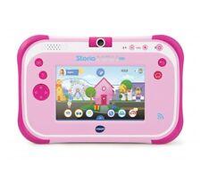 Vtech Storio MAX 2.0, Lerncomputer/Tablet (pink/weiß, ab 4 Jahre)