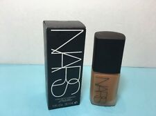 NARS ~ SHEER MATTE FOUNDATION ~NEW ORLEANS  ~ 6091 ~ MED/DARK 5 ~1 OZ ~ BOXED