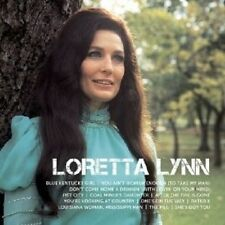 LORETTA LYNN - ICON  CD NEU