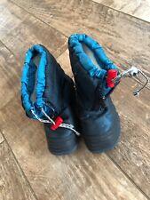OLANG RON Toddler Boys Snow Boots Size Euro 23