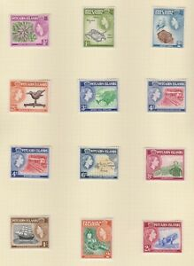 Stamps of Pitcairn Is