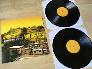 BRAZILIAN BEATS 6 VINYL 2 LPS VG++ MR BONGO