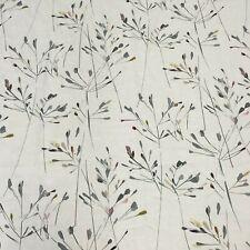 Nerine Furnishing Fabric in Multi  - 3650mm -  90% cotton, 10% linen