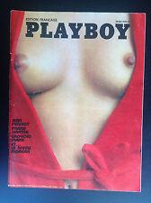 Revue Playboy N° 4 1974 TBE Erotisme