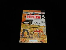 Cauvin / Salvérius : Les tuniques bleues 4 : Outlaw Dupuis souple 1974