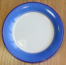 Staffordshire Tableware Salad or Dessert Plate - AVANTI - BLUE