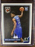 2015-16 Panini Complete Karl-Anthony Towns #303 Rookie Card Timberwolves RC NBA