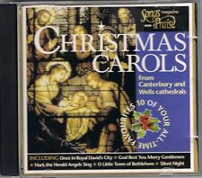 Christmas Carols From Canterbury & Wells Cathedral - Songs Of Praise Promo CD