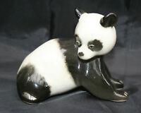 USSR  Lomonosov  Panda  - Very Clean - approx 3 inches  high.