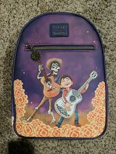 Loungefly Coco Mini Backpack NWT Disney Pixar