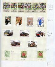 Postage Australian Stamp Collections & Mixtures
