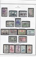 france 1960 stamps page ref 19791