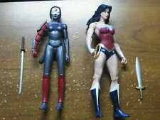 Justice League New 52 Wonder Woman And Katana 2-Pack Action Figures