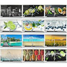 Kuchenruckwand Glas Motiv Gunstig Kaufen Ebay