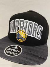 New Golden State Warriors Mens Size OSFA Adidas Snapback Flatbrim Hat $26