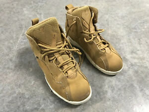 Nike AIR JORDAN True Flight BP Golden Harvest 343796-725 Size 2Y Kids Youth