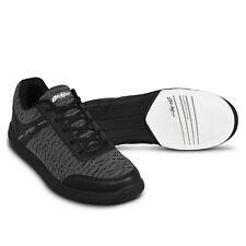 Mens Kr Strikeforce Black Flyer Bowling Shoes Size 7 - 14 Wide 9