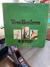 Rare Zz Top Tres Hombres London Xps 631!