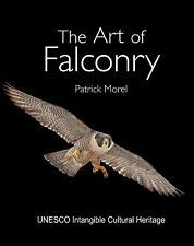 MOREL PATRICK HAWKING BOOK THE ART OF FALCONRY jumbo hardback SIGNED NEW