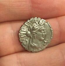 Roman Republic, C. Marius C.f. Capito. 81 BCE, AR denarius,3.85 g.,Rome, near XF