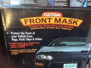 Front End Bra Custom Front Mask MM42764 fits 88-90 Chevrolet Cavalier NEW IN BOX