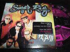 Sugar Ray Fly / RPM Rare Australian Card Sleeve 4 Track CD Single