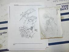 2001 Honda XR400R OEM Owners Manual Specs Maintenance Repair XR 400 R 250 650