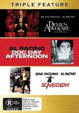Al Pacino Essential Triple Pack 01 - Dog Day Afternoon / Devil's Advocate / Scarecrow (DVD, 2007, 3-Disc Set)