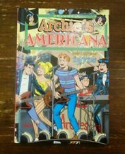 ARCHIE'S AMERICANA volume 4: BEST OF THE 1970s hardcover hc!  NEW! IDW!