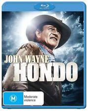 Hondo (Blu-ray, 2012)