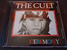 THE CULT - Ceremony CD New Wave / Alternative Rock / Goth Rock USA