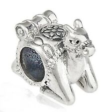 CAMEL Charm Bead 925 Sterling Silver