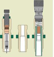 Redding 6MM x 47 Lapua Type S Match Neck 3 Die Set [38489]