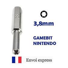Embout de Tournevis GAMEBIT 3,8 mm - Nintendo NES SNES N64 Sega Game gear
