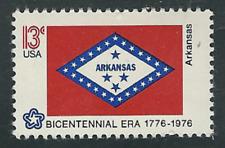 Scott # 1657...13 Cent...Arkansas...25 Stamps