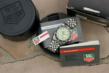 Vintage TAG HEUER 1000 Pro 980.113N NIGHT DIVER Box & Papers All Lume Dial