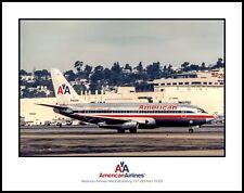 American Airlines Boeing 737-293  11x14 Photo (J011RGJC11X14)