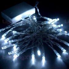 Lichtschläuche & -ketten 2m Lichterkette-Batteriebetrieb Länge