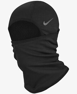 Nike Men's Therma Sphere Dri-Fit Running Hood Black Dri-Fit