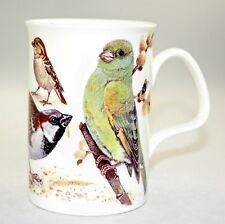 Roy Kirkham Garden Birds Fine Bone China Coffee Tea Mug Collectible 2004