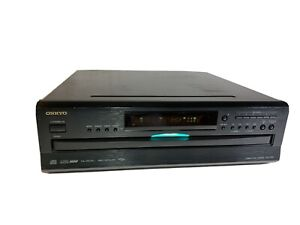 Onkyo DX-C390 - Compact Disc Changer - 6 Disc CD Player - Very Good Condition