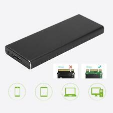 HDD Enclosure SATA M.2 NGFF to USB3.0 SSD Hard Drive HDD Case External Laptop CU