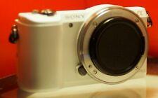 Mint SONY a5000 20.1MP Mirrorless Emount Camera (Body Only) Alpha  4600  clicks
